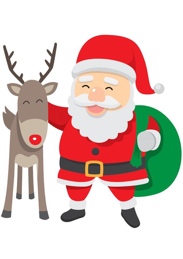 Bambini Babbo Natale Disegno.Arriva Babbo Natale Bambini Pinerolo Dic 2019 Mondadori Store
