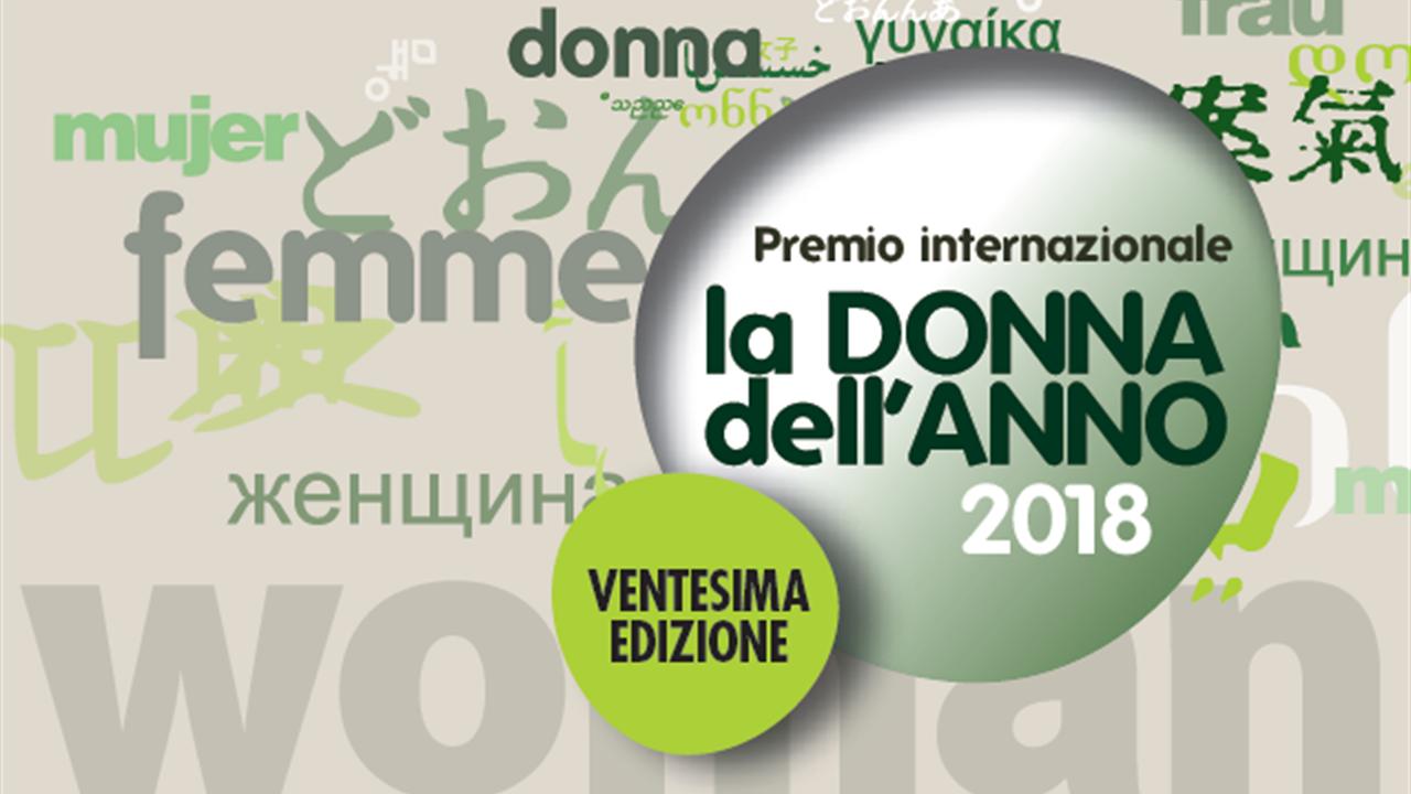 20° edizione del premio internazionale