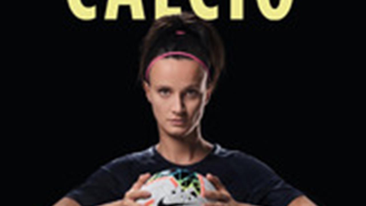 Barbara Bonansea presenta il libro Il mio calcio libero